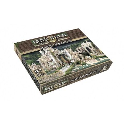 Battle Systems: Ruined Monastery в D&D и други RPG / D&D / Pathfinder терен
